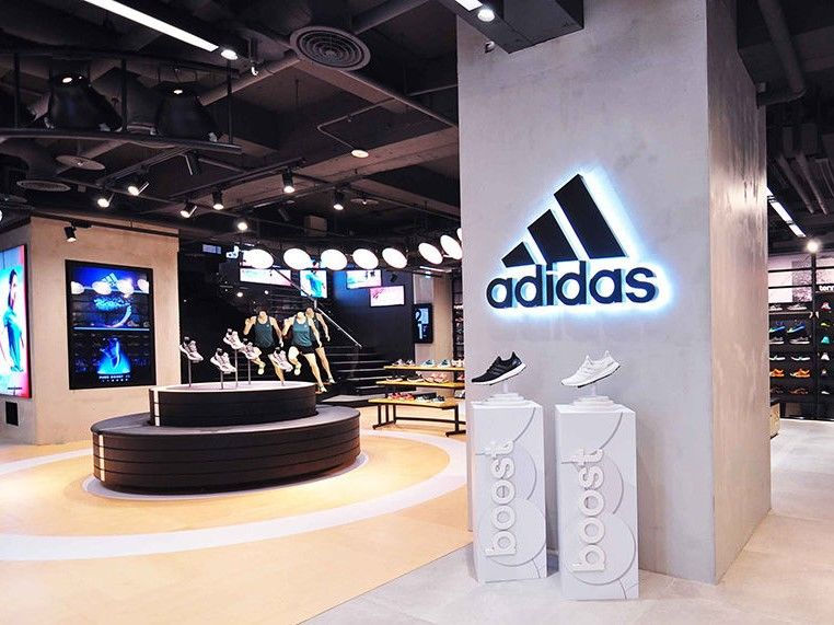 adidas italia contatti marketing